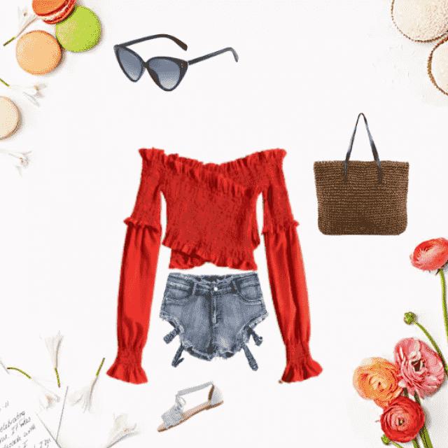 Evynne Labeau summer styles