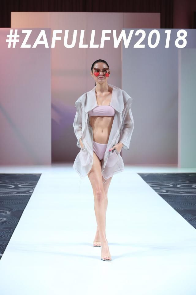 Take you to the ZAFUL x LFW show.