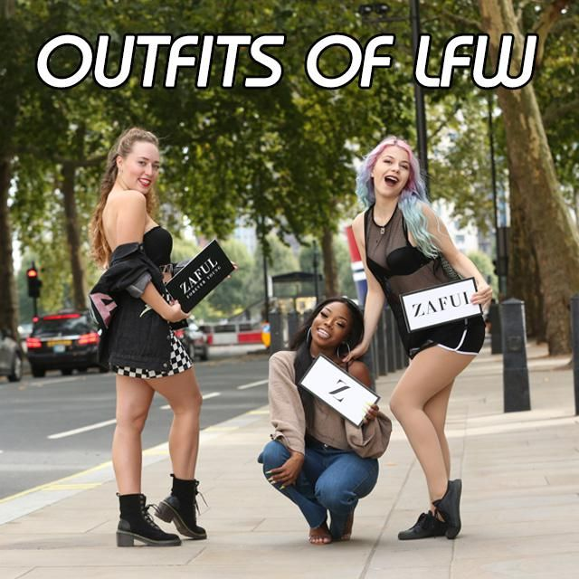 We're happy to announce that the Outfits page now has an updated background in celebration of the London Fashion Week.
