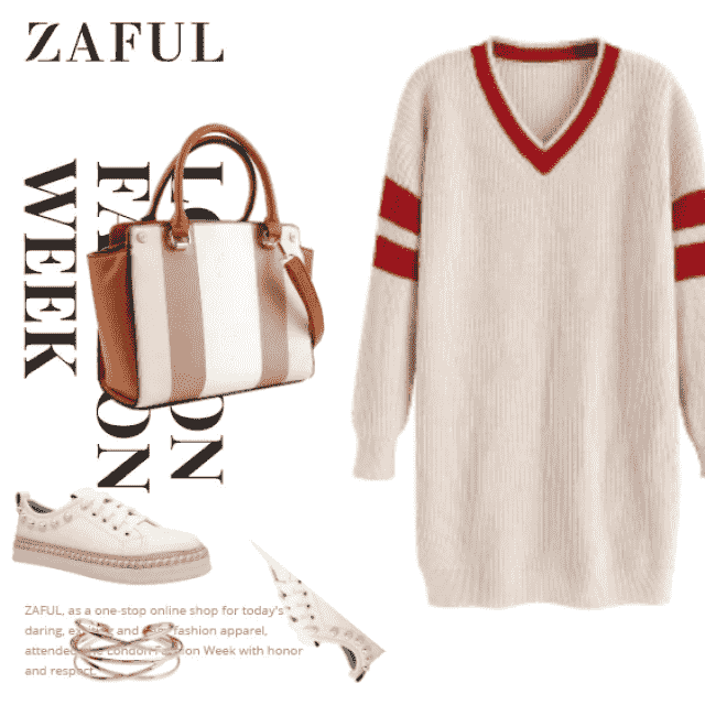 Cute everyday outfit! Lovely back to school look!