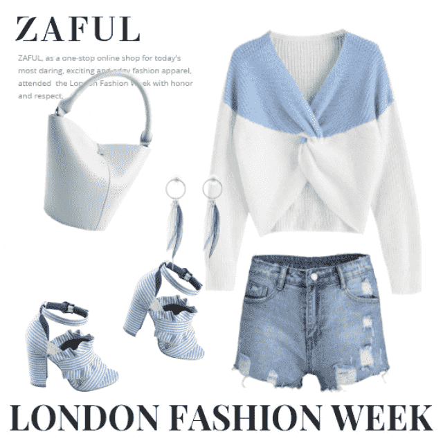 Not-so-Fall look! There is a little bit of Summer......... But, there are also sunny days, when you ca…