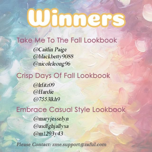 **Winner Announcement**