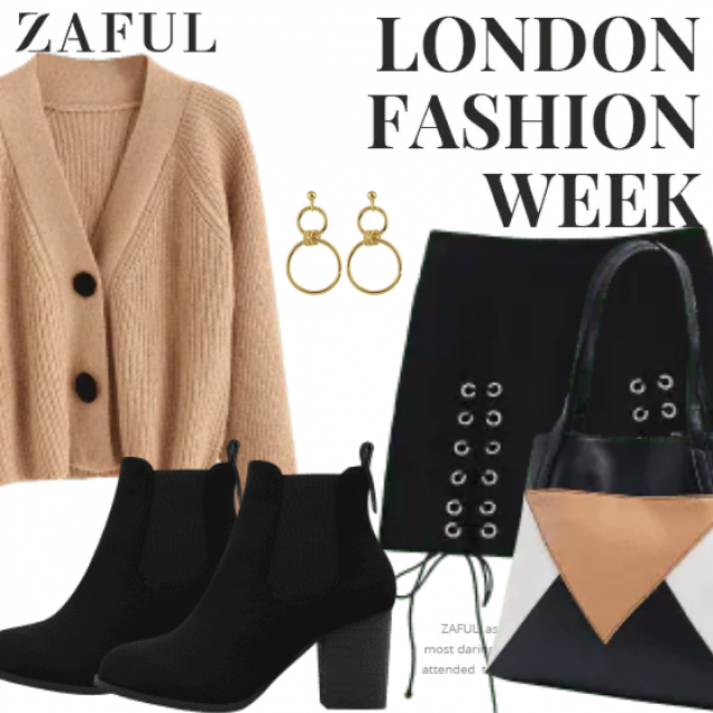 What to Wear for fancy evening?  Zaful have solution for you. This is a fancy outfit for girls who wa…