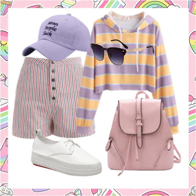 I love stripe style