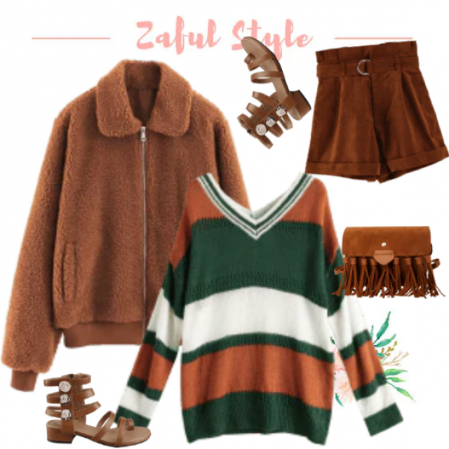 I really love that colors! Colors of a wild maroon and dark green. Not just at Fall.... you can combi…