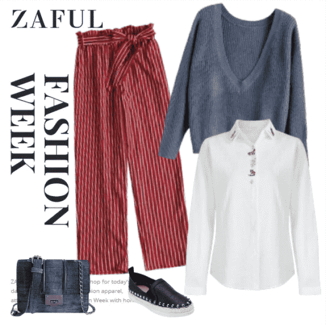 Cool look but also classic, elegant and casual. A mix of everything. So, it's purpose is the same - w…