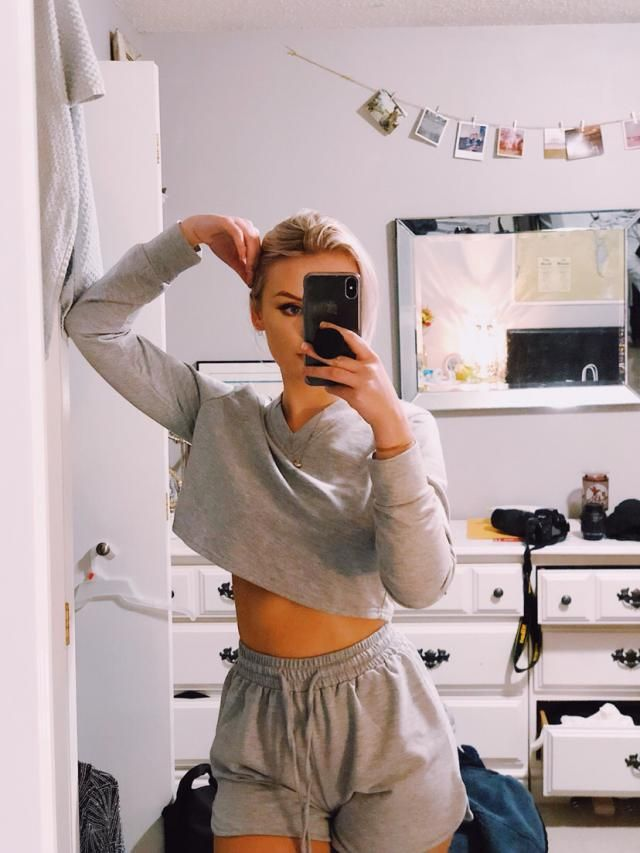 Not sure if this two piece is supposed to be a pyjama outfit, but it's damn cute. Very cozy, I love wearing it