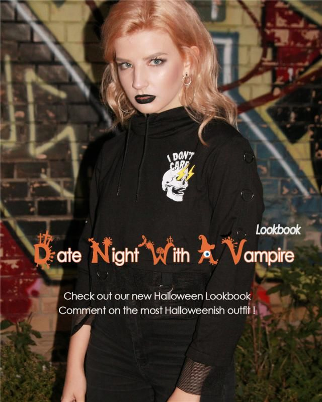 What's your most interesting Halloween experience? Which is your fav piece in this lookbook? ZAFUL today has something …