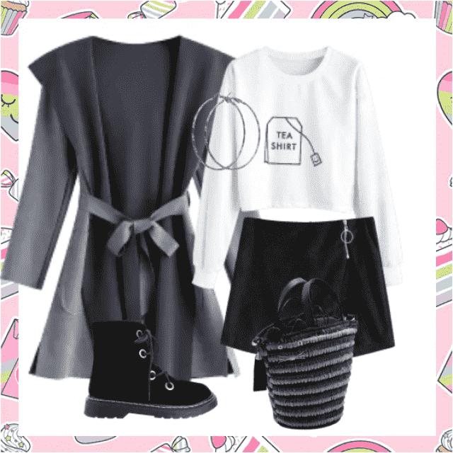 Fashion autumn  outfit