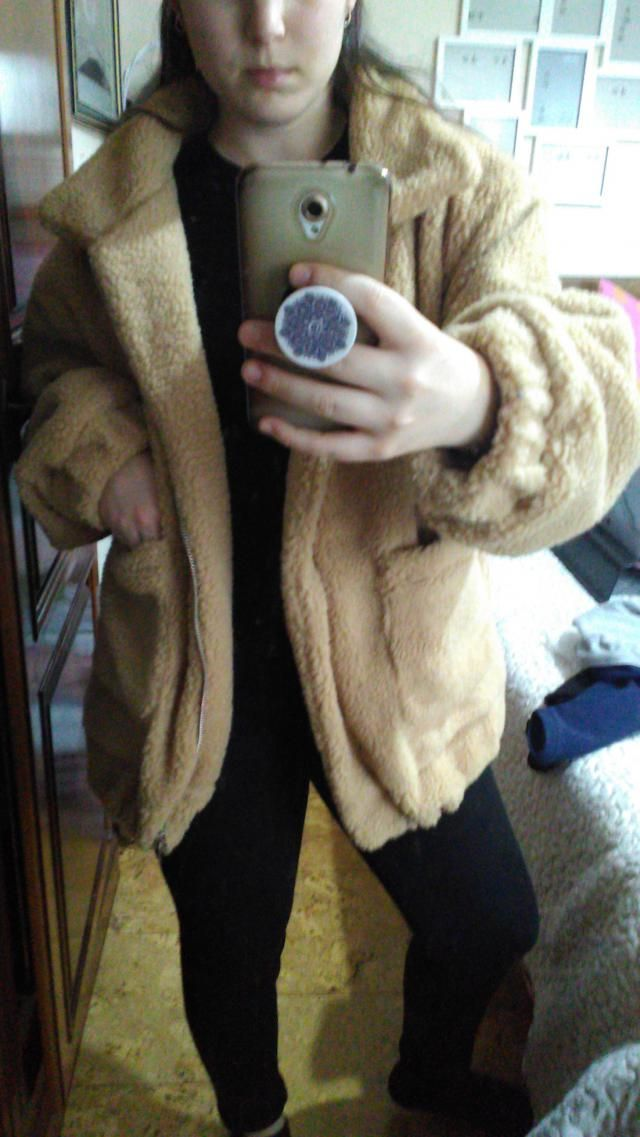 """This coat was a """"impulse purchase"""". It was not the first time I had seen these kind of jackets but the price…"""