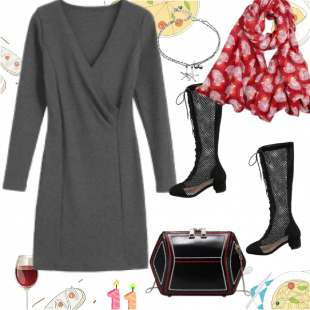 Chic and wonderful style is wearable on many occasions. For example, a lovely dinner or for any type…