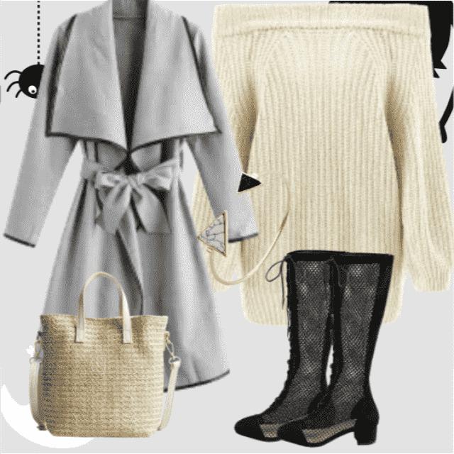Women autumn fashion style