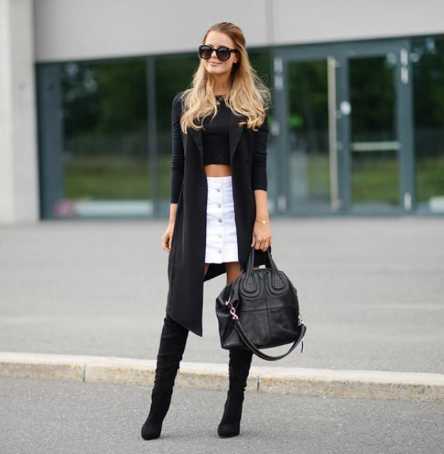 Coat  Black And Pant