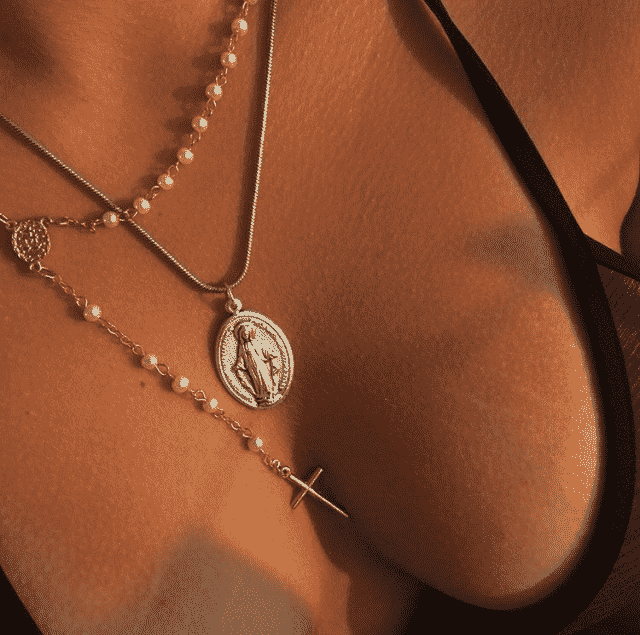 Always wear your medallion close to your heart.