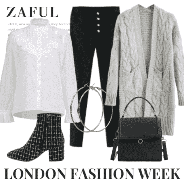 Perfect outfit for work and going out. Only in ZAFUL,buy here,online shop!!!
