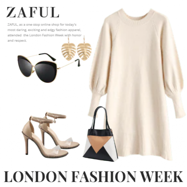 Buy here,fashion women ,pretty sweater dress ,online shop from ZAFUL!!! Look here:https://m.zaful.com/join-commission/…