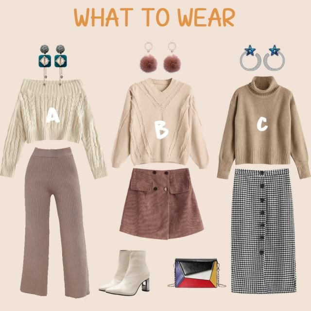 Which look recommended by Z-Me do you like?