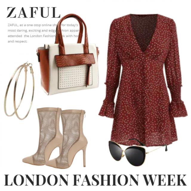 Wonderful dress for fashion women,buy here,in ZAFUL,online shop!
