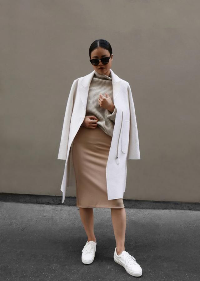 Look elegant and stylish for a work meeting with this stunning neutral outfit you can find similar items here in zaful …