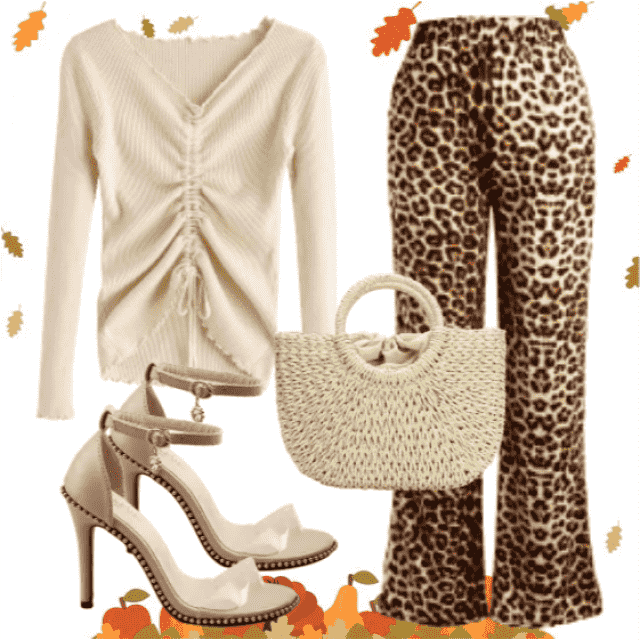Ultra sophisticated look of a beige color. This gentle color, that fit to every woman I love beige!