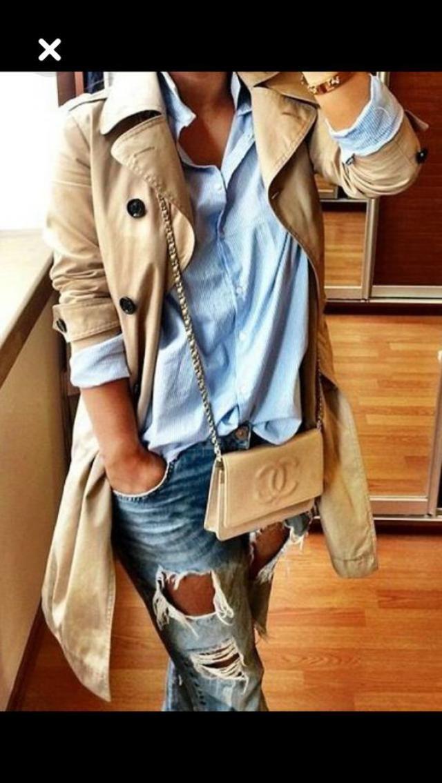 Trendy coat and pants  shirt