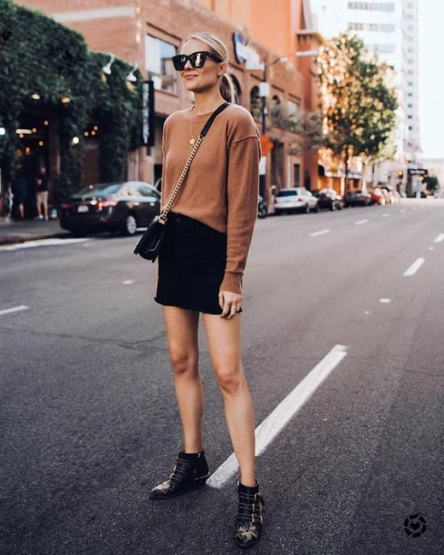 Top mini skirt, online here, women autumn style, popular on zaful!!