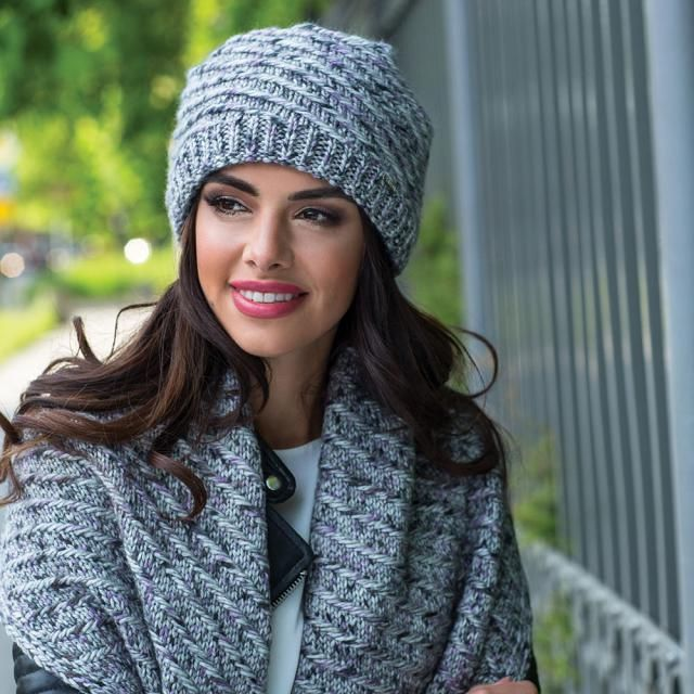 Winter Thicken Knitting Ski Cap  Perfect winter cap and scarf.BUY HERE! ZAFUL is the best!!!
