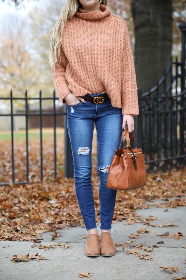 Crop Drop Shoulder Sweater