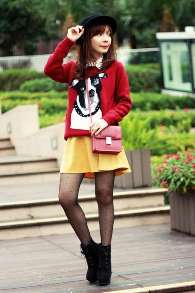 Great yellow mini skirt, buy on zaful, great style, only on zaful, like style!