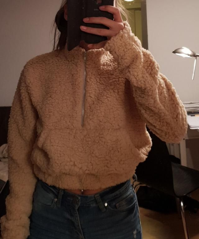 I love this top, it's so warm and super comfy!!