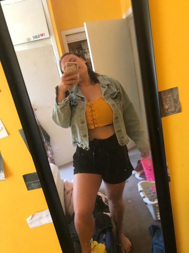 I am content with this purchase the colour is a nice mustard it's really good quality and I ordered a size XL because …