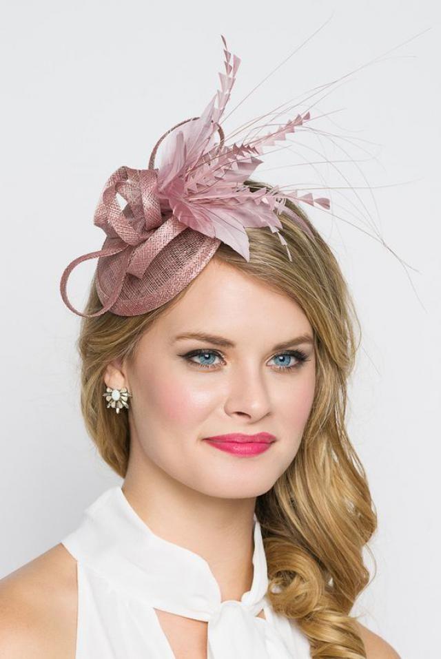 Elegant Solid Color Banquet Hat Top elegant hat , only in ZAFUL! BUY HERE!!!