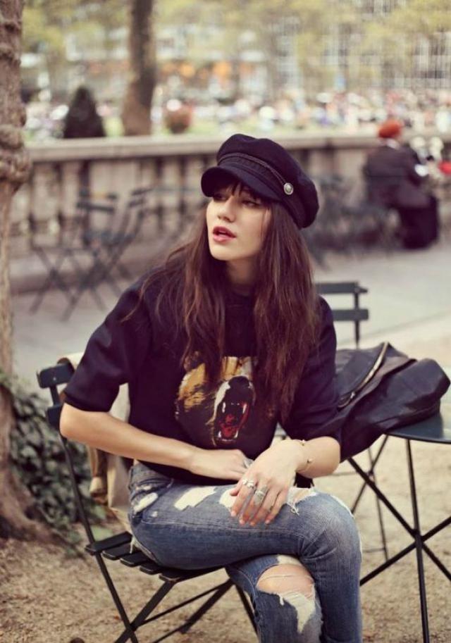 Women cap, get it now, online shop, zaful style, nice fashion, nice style..