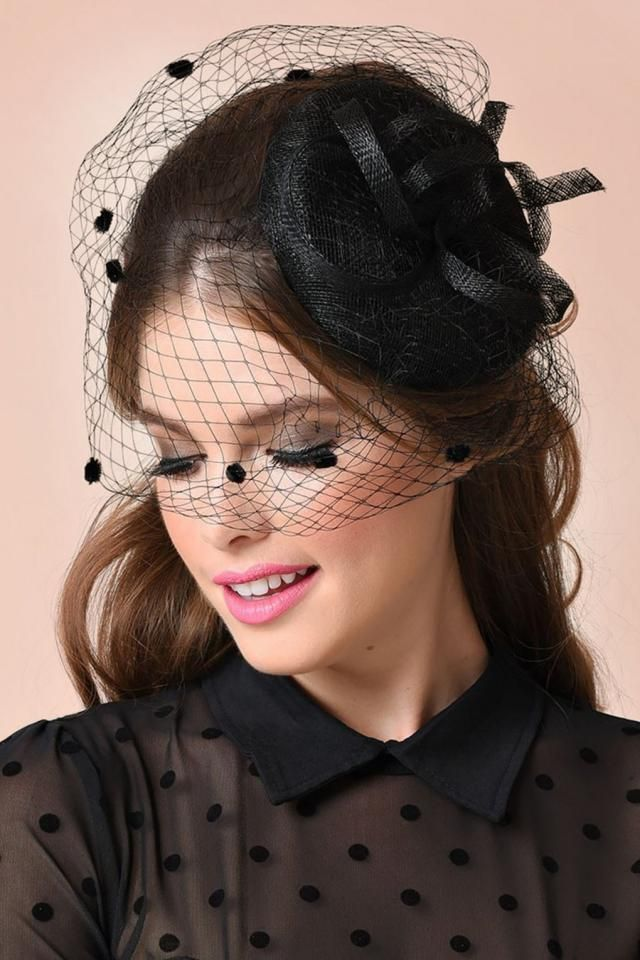 Elegant Bowknot Mesh Woolen Beret