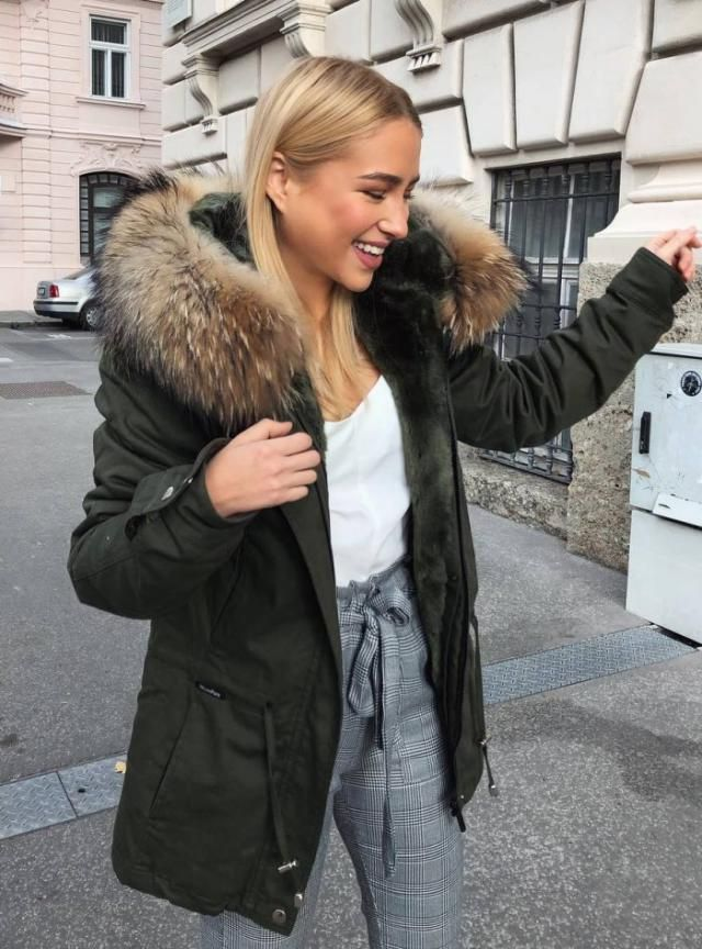 Detachable Faux Fur Hooded Padded Coat Winter coat and pants with top,BUY HERE! Best of ZAFUL!!!