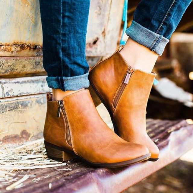 Great boots, women fashion style, wintter style, buy here, brown style, zaful fashion!