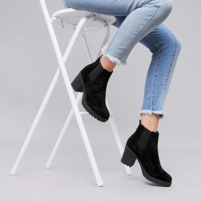 Ankle boots, women fashion style, zaful online shop, nice fashion, buy here!!