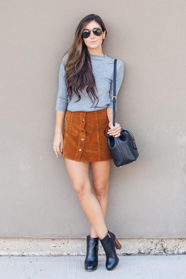 Mini skirt, online shop, women fashion, zaful women style, get it now!