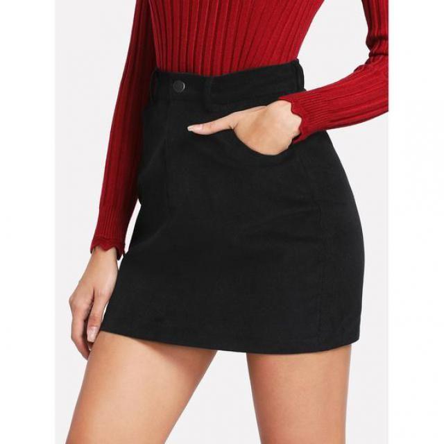 Mini skirt, women fashion, online shop, buy here, women style, zaful fashion.