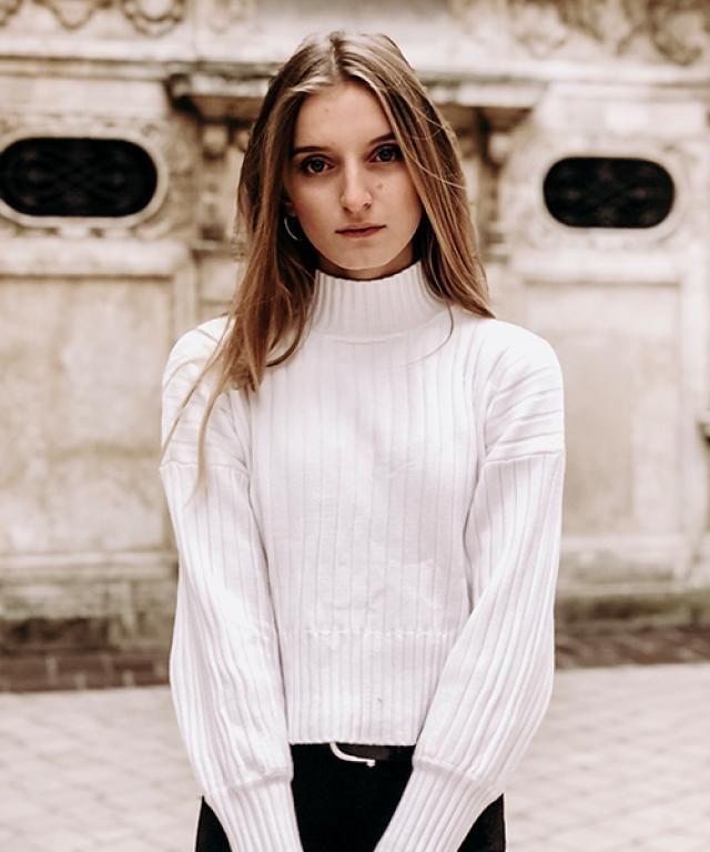 Neck Sweater Sweater