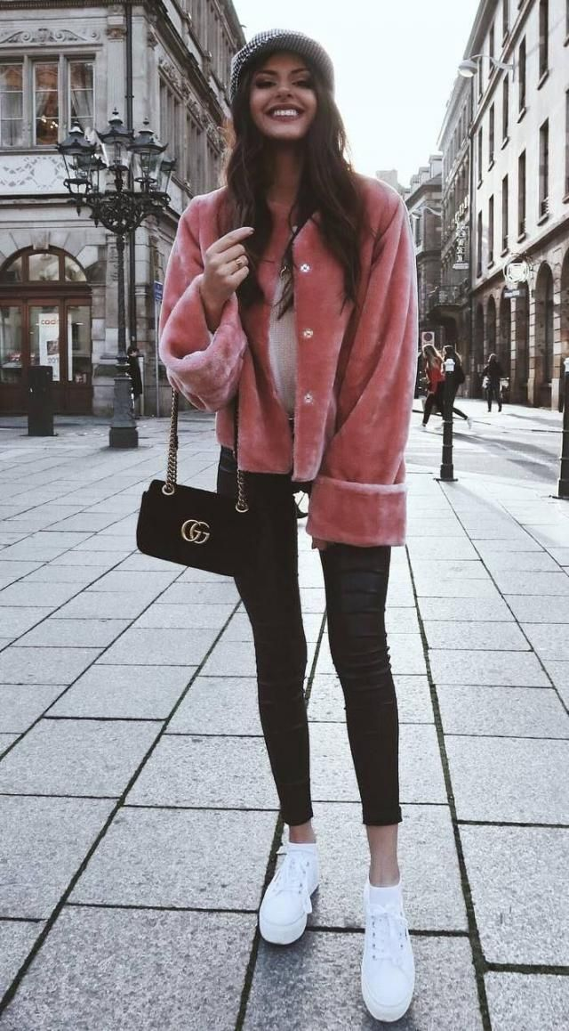 Soft Faux Fur Winter Coat /Top winter coat and pants ,Buy here,online shop,ZAFUL is the best!Great discounts, for Chri…