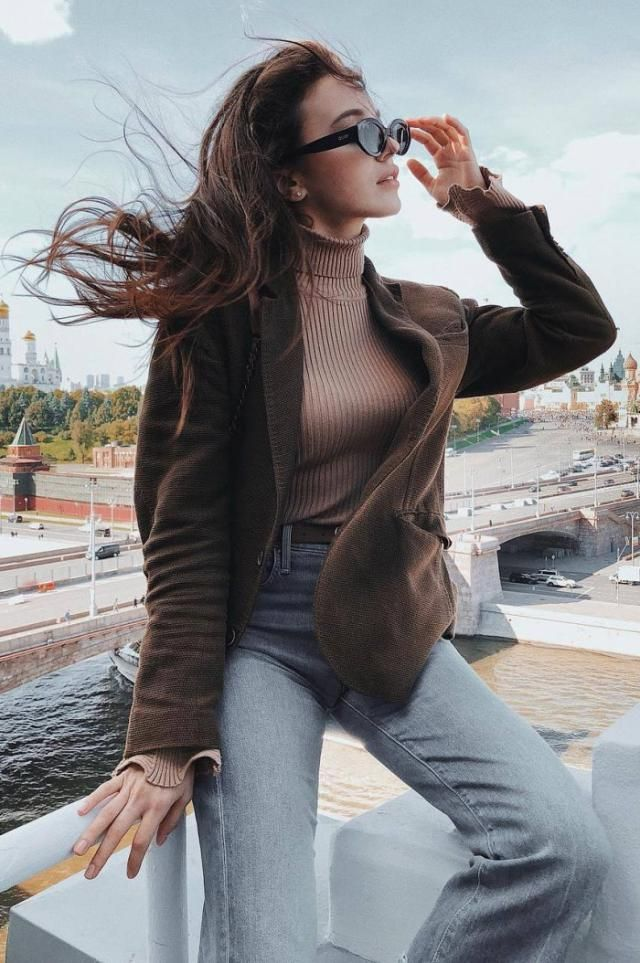 Pullover Turtleneck Chunky Sweater /Buy here ,Great discounts, for Christmas and New Year! Only in ZAFUL,online shop!!…