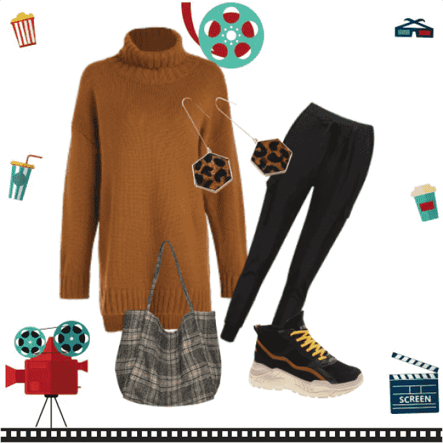 Perfect sweater for combinations