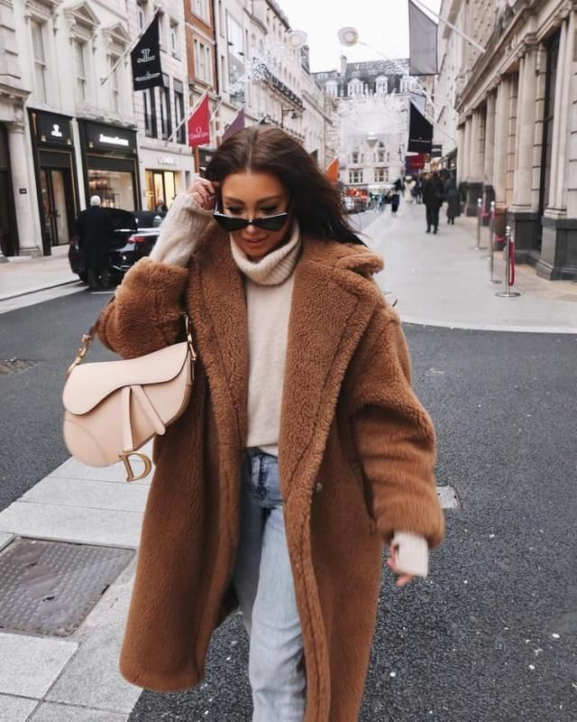 One of my favorite items for this cold weather is this gorgeous long coat