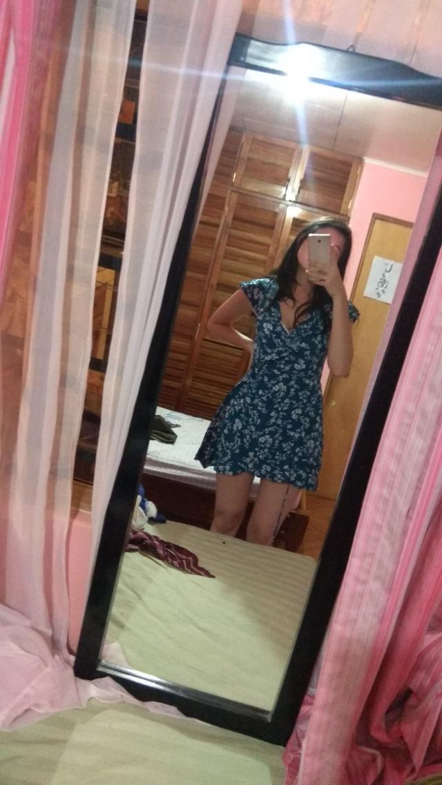 El vestido es demasiado corto! Mido 5'7