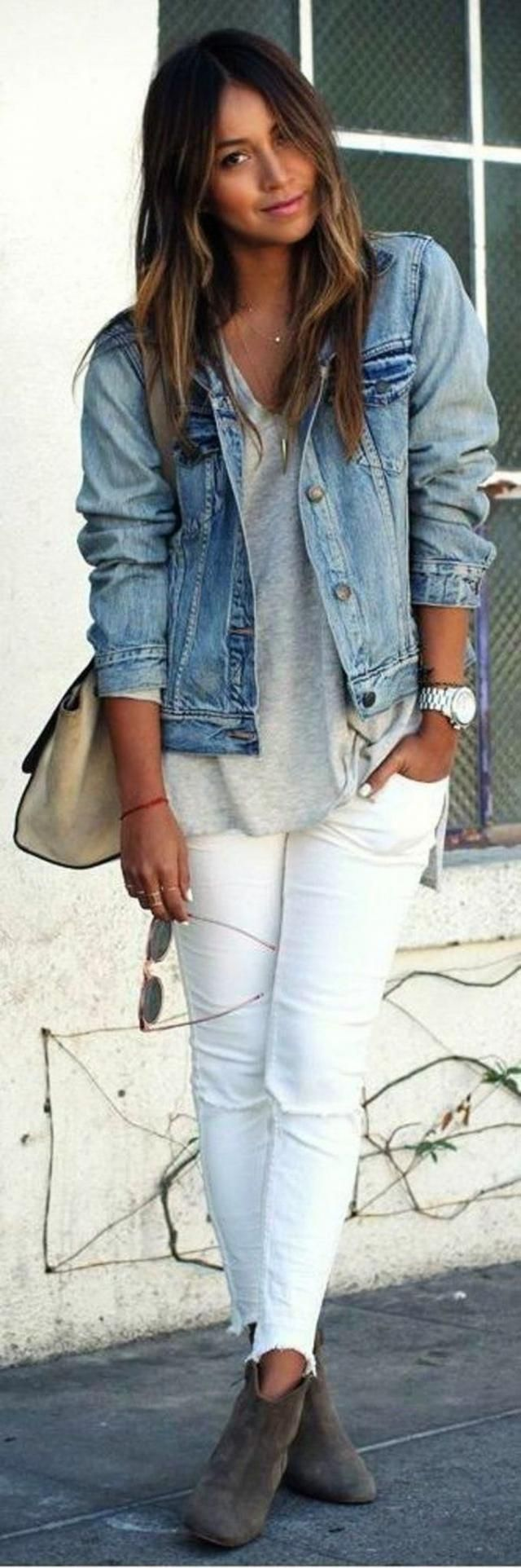 ZAFUL Denim Jacket