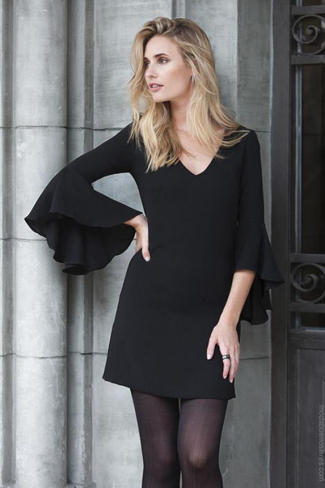 Get it now, top dress on zaful, women fashion style, online shop, black dress, new trend on zaful!!
