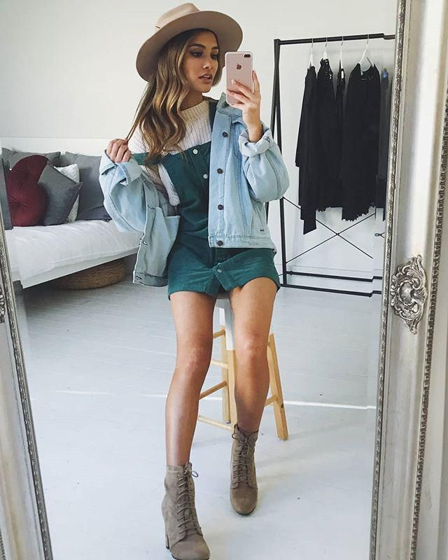 Zaful Pockets Button Up Denim Jacket