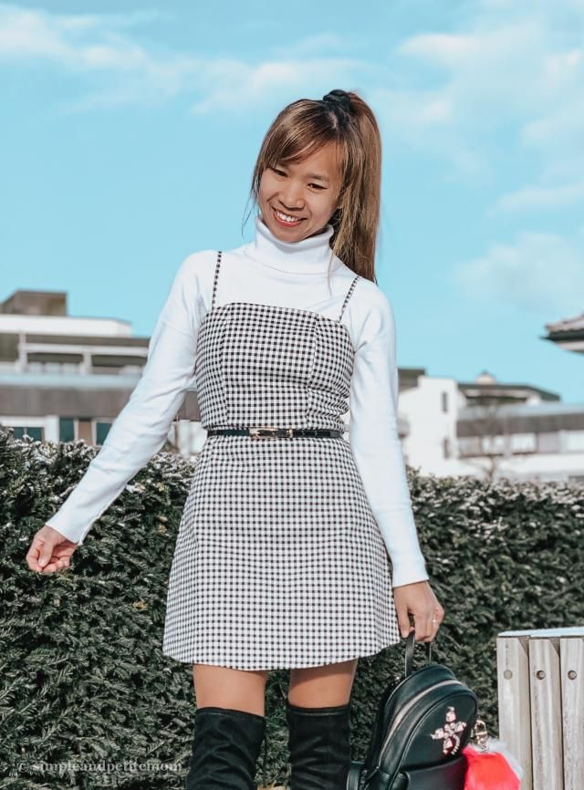 """It's perfect for Spring and summer! I love it! Size is just right, a bit long for petite like me (5'0"""") although still…"""