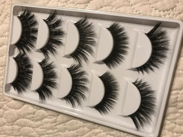 I love this variety pack of lashes! Will purchase again